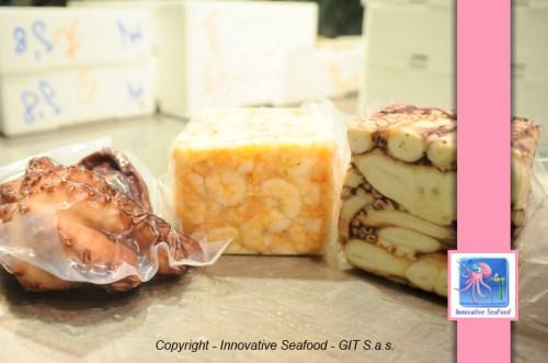 Innovative Seafood - Prodotti